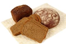 Free Assortment Of Rye Bread Stock Photo - 9953200