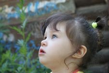 Free Little Likable Girl Royalty Free Stock Images - 9953289