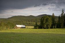 Free Rural Landscape Image. Stock Image - 9953361