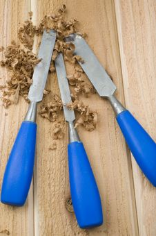 Chisels And Shavings