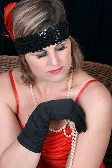 Free Beautiful Female Royalty Free Stock Photo - 9954375