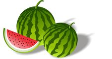 Free Water Melon Royalty Free Stock Image - 9954666