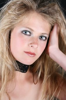 Free Female Model Stock Images - 9954944
