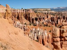 Free Bryce Canyon Hoodoos Stock Photography - 9955862