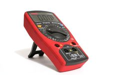 Free Multimeter. Royalty Free Stock Photo - 9956245