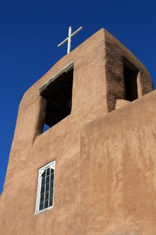 Free Adobe Church Steeple Stock Photos - 9956703