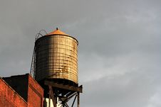 Free Water Tower Royalty Free Stock Images - 9956719