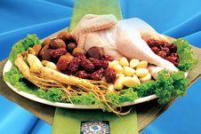 Free Chinese Cuisine,exotic Dish. Royalty Free Stock Image - 9956926
