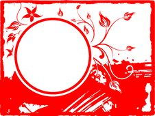 Free Abstract Floral  Background Stock Image - 9957981