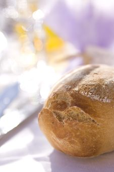 Free Fresh Bread Stock Photography - 9959522