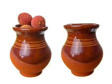Free Fresh Ripe Litchi In Jug Stock Photo - 9959740