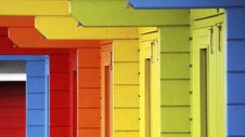 Free Colourful Homes Stock Photos - 99545733