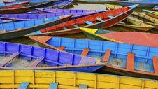 Free Colors Of Pokhara Lake Stock Image - 99545761
