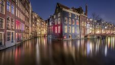 Free Dutch Venice Royalty Free Stock Image - 99545766