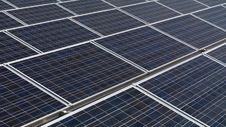 Free Solar Panels Stock Images - 99545834