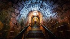 Free Smugglers Tunnel, Shaldon, Teignmouth, Devon, England Royalty Free Stock Photo - 99545895