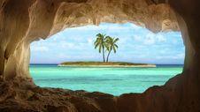 Free Paradise Royalty Free Stock Image - 99545966