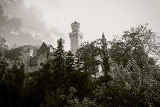 Free Schloss Hohenschwangau Stock Images - 99546044