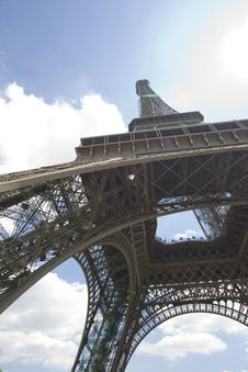 Free Paris Tour Eiffel Royalty Free Stock Image - 9960096