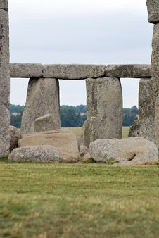 Free Stonehenge Stock Photography - 9960322