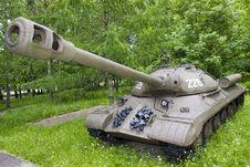 Free Tank Royalty Free Stock Image - 9960706