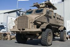 Free GILA Armoured Personnel Carrier Stock Images - 9962204