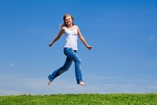 Free Jumping Stock Images - 9964704