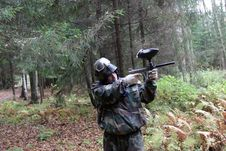 Free Paintball Stock Photography - 9965842