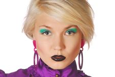 Free Young Beautiful Blonde Stock Photo - 9966050