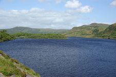 Free Lake In Ireland Royalty Free Stock Photography - 9966947