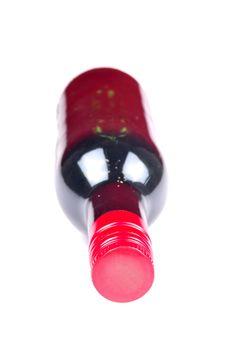 Free Wine Bottle Stock Photo - 9967350