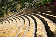 Free Amphitheatre Royalty Free Stock Photography - 9967547