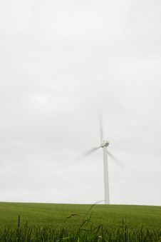 Free Renewable Energy Royalty Free Stock Photo - 9968345