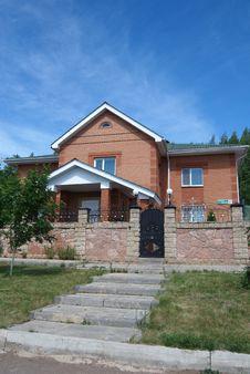Free House Royalty Free Stock Photos - 9969068