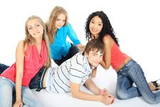 Free Good Friends Stock Images - 9969614