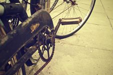 Free Old Bicycle Stock Photo - 99603210