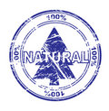 Free 100 Natural Stamp (vector) Stock Photography - 9970062