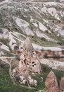 Free One Of Cappadocian Stone Houses Stock Photo - 9978020