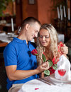 Free The Man And Fine Girl Royalty Free Stock Image - 9978236