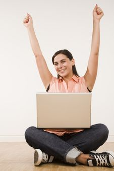 Free Yeah For Technology! Stock Images - 9970024