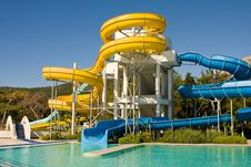 Free Aqua-park Stock Photos - 9971963