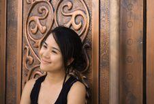 Free Sweet Smile Stock Image - 9972721