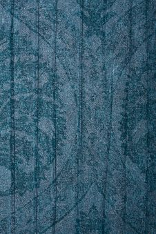 Free Blue Floral Vintage Texture Royalty Free Stock Photos - 9972848