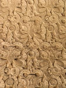 Free Stone Carving Stock Photo - 9973600