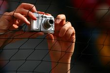 Free Taking Pictures Stock Photography - 9973672