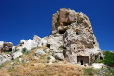 Free Goreme In Cappadocia (Turkey) Royalty Free Stock Photo - 9974855