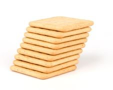 Free Crackers Royalty Free Stock Photography - 9975617