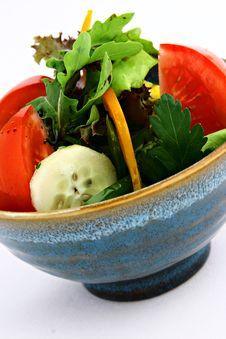 Free Salad Royalty Free Stock Image - 9978656