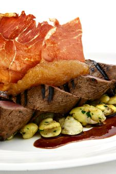 Free Steak Royalty Free Stock Photo - 9978975