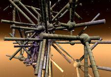 Free Desert Space Stock Image - 9979151